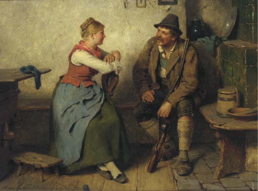 Hugo Wilhelm Kauffmann (German, 1844-1915)