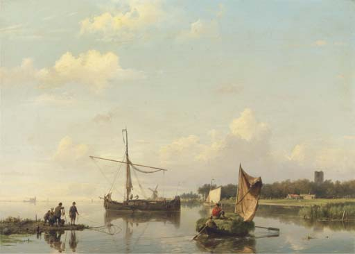 Hermanus Koekkoek Sen. (Dutch, 1815-1882)