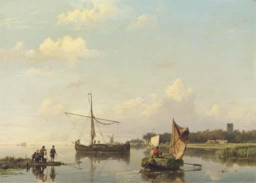 Hermanus Koekkoek Sen. (Dutch, 1815-1882)