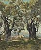 Henri Joseph Harpignies (French, 1819-1916), Henri-Joseph Harpignies, Click for value