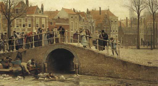Gerke Henkes (Dutch, 1844-1927)