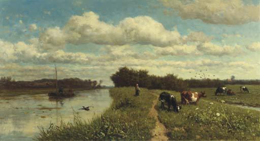 Willem Roelofs (Dutch, 1822-1897)