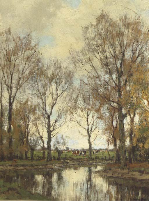 Arnold Marc Gorter (Dutch, 1866-1933)