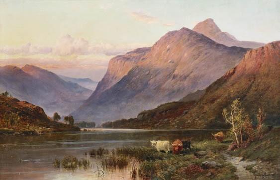 ALFRED DE BREANSKI (BRITISH, 1877-1945)