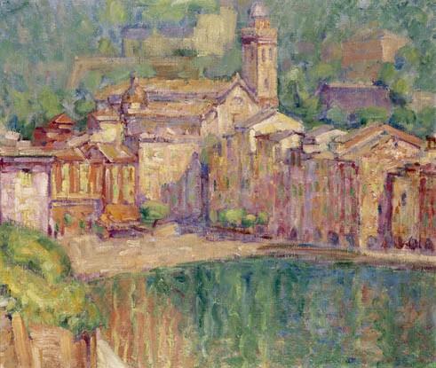 JOHN PETER RUSSELL (1859-1930)