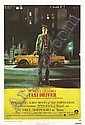 Taxi Driver, 1976, Guy Peellaert, Click for value