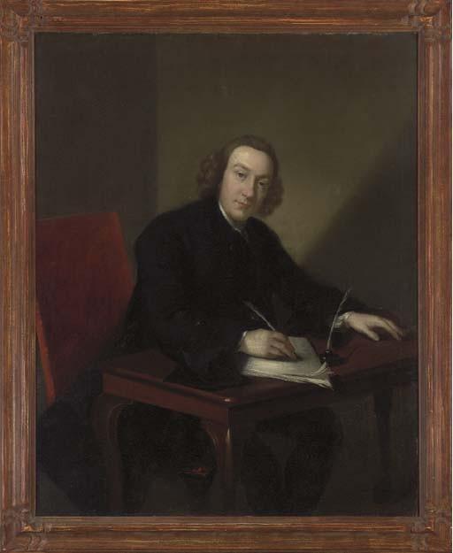 Benjamin Wilson (British, 1721-1788)