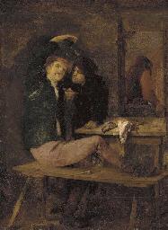 ABRAHAM DIEPRAAM (Rotterdam 1622-1670)