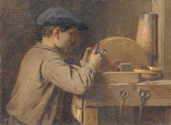Louis Emile Adan (French, 1839-1937)