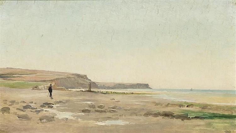 PAUL JEAN MARIE SAIN (AVIGNON 1853 - 1908 AVIGNON)