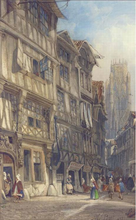 William Wyld (1806-1889)