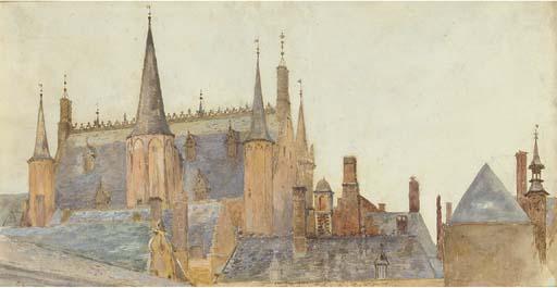 Charles Green, R.I. (1840-1898)