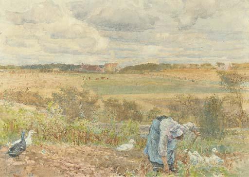Lionel Percy Smythe, R.A., R.W.S. (1839-1918)