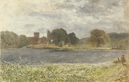 Alfred William Hunt, R.W.S. (1830-1896)