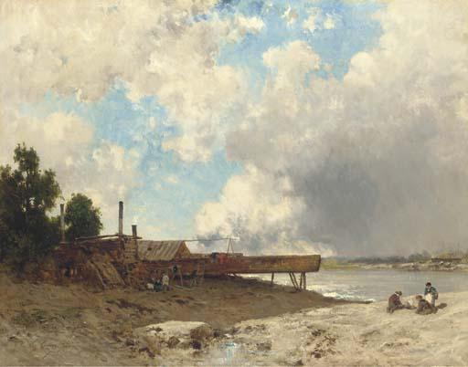 Eugène Ciceri (French, 1813-1890)