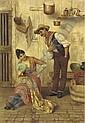 Luigi Pastega (Italian, 1858-1927), Luigi Pastega, Click for value