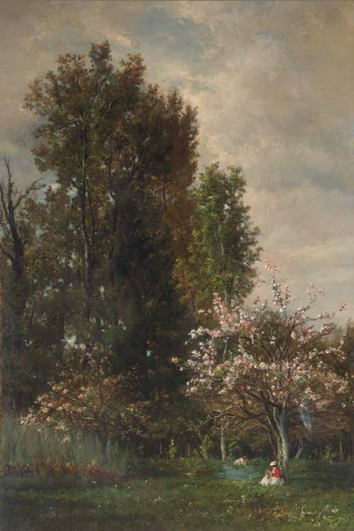Karl-Pierre Daubigny (French, 1846-1886)