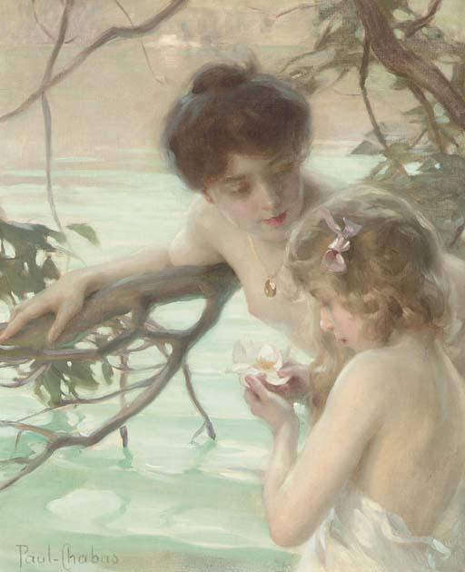 Paul-Emile Chabas (French, 1869-1937)