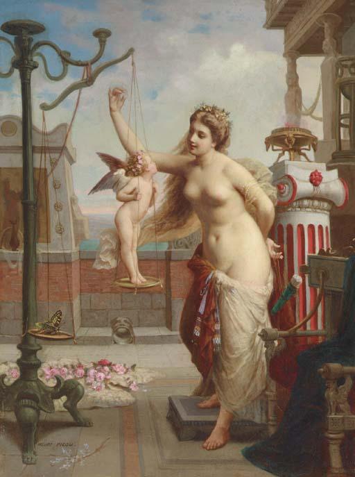 Henri-Pierre Picou (French, 1824-1895)