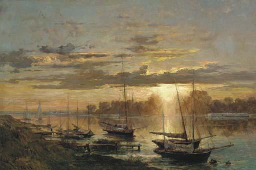 Alexandre René Veron (French, 1826-1897)