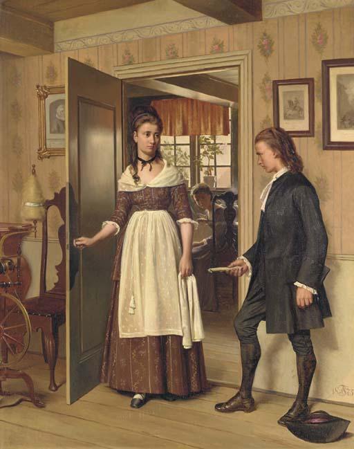 Carl Thomsen (Danish, 1847-1912)