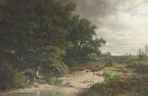 Hendrik Dirk Kruseman van Elten (Dutch, 1829-1904)
