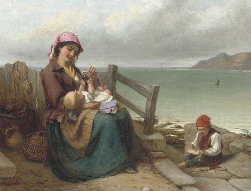 Thomas Brooks (British, 1818-1891)