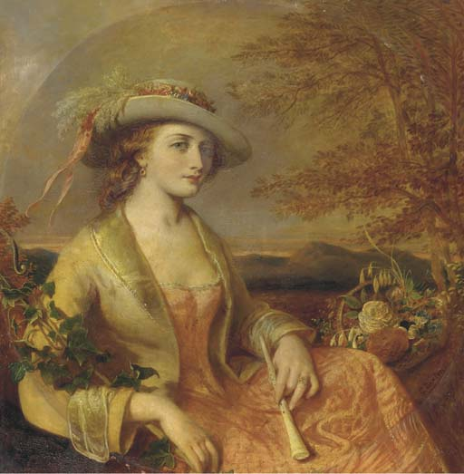 Charles Baxter (British, 1809-1879)