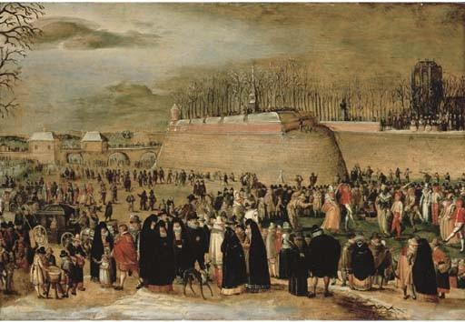 Denijs van Alsloot (Brussels before 1573-1625/6)