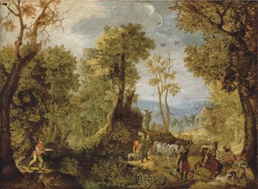 Antoine Mirou (Antwerp? c. 1570-c. 1661 Antwerp?)