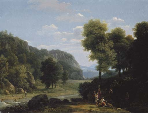 Jean-Victor Bertin (Paris 1767-1842)