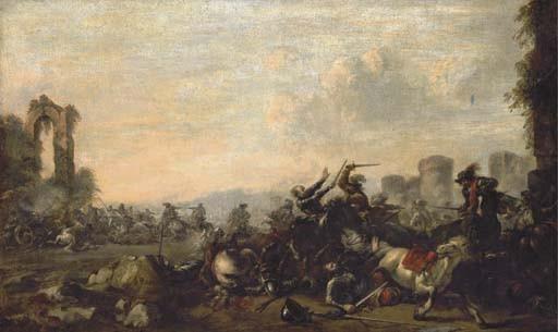 Francesco Monti, il Brescianino delle Battaglie (Brescia 1646-1703 Parma)
