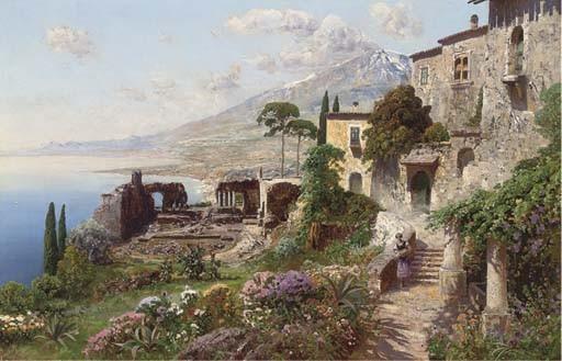 Alois Arnegger (Austrian, 1879-1967)