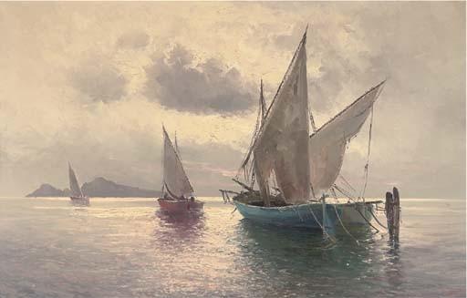 Michele Federico (Italian, 1884-1966)