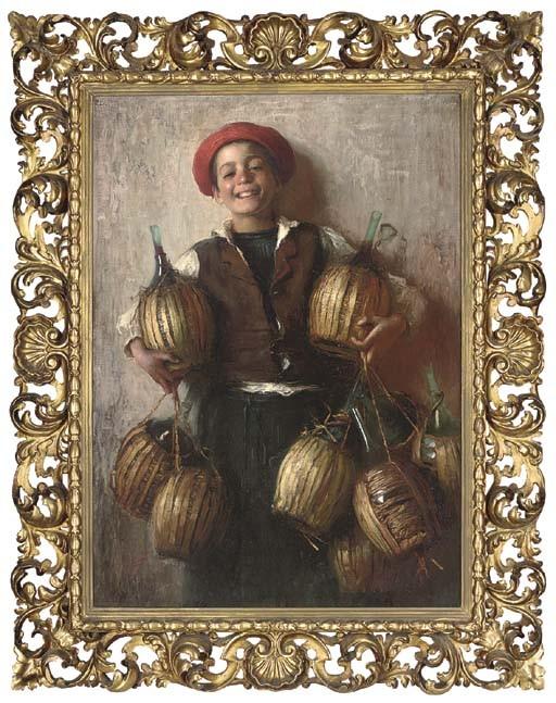 Eugenio Cecconi (Italian, 1842-1903)