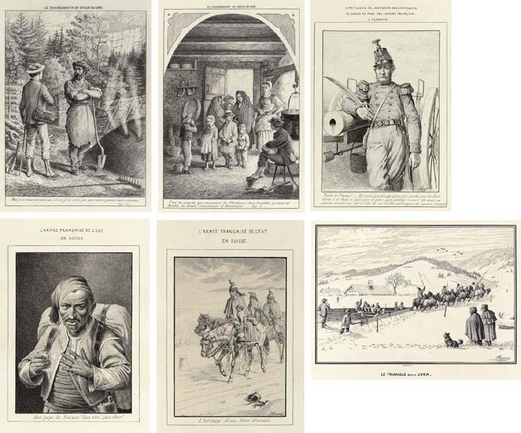 Oscar Huguenin (Swiss, 1842-1903)