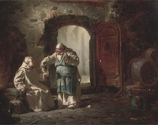 Adolf Humborg (Austrian, b.1847)