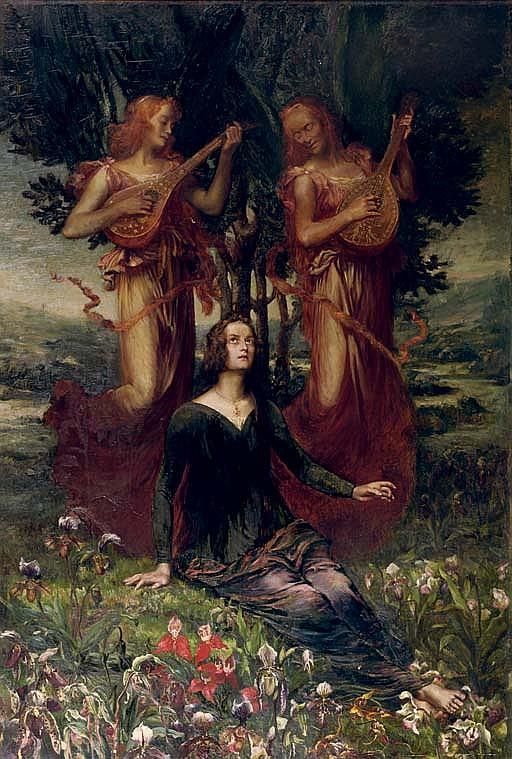 Inspiration: Enchanting angels