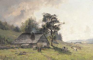 Edouard Jeanmaire (Swiss, 1847-1916)