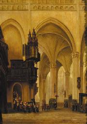 Jan Baptist Tetar van Elven (Dutch, 1805-1889)