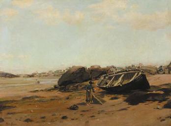 Henri Louis Saintin (French, 1846-1899)
