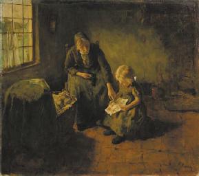Jacob Simon Hendrik Kever (Dutch, 1854-1922)