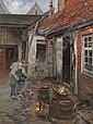 Hugo Mieth (German, 1865-?)