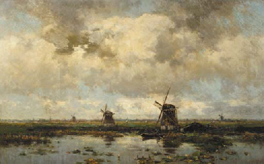 Willem Cornelis Rip (Dutch, 1856-1922)