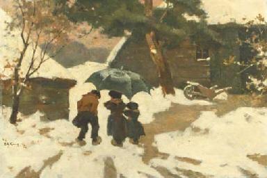 Edzard Koning (Dutch, 1869-1954)