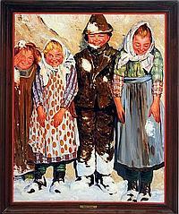 Anton Filkuka (Austrian, 1888-1957)