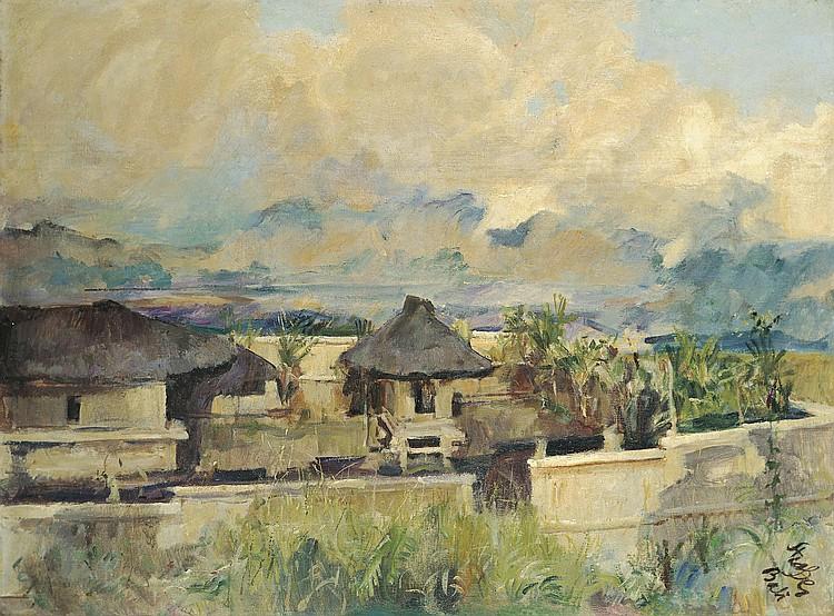 ROLAND STRASSER  (Austria 1895-1974)