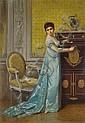 EDOUARD JEAN CONRAD HAMMAN (1819 - 1888) , Edouard Hamman, Click for value