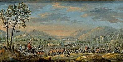 ATTRIBUE A ORAZIO GREVENBROECK (1670-1730)