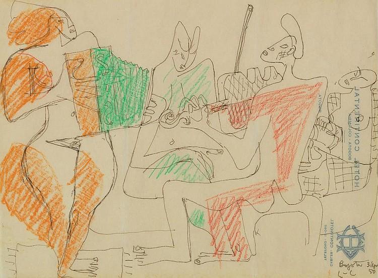 Le Corbusier (Charles-Edouard Jeanneret, 1887-1965)